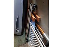 Kia Sportage roof rack bars
