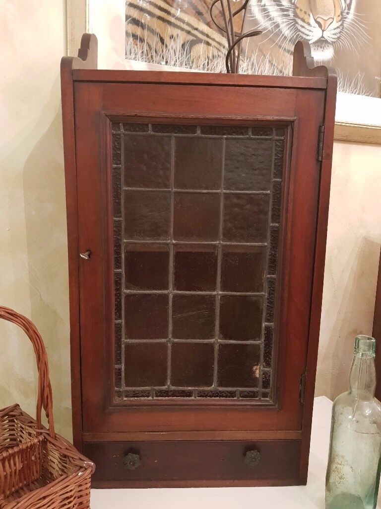 Antique Wall Cabinet