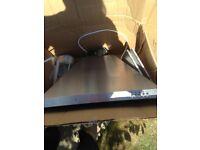 Stainless steel cooker hood / extractor fan