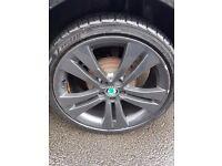 Skoda car alloy wheels