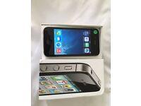 Apple iPhone 4- 16GB - Black (Unlocked) Smartphone