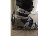 Nordica Grand Prix Ski Boots Size 25-25.5. Size 8.-8.5
