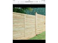 Fencing panels and posts cheap!!