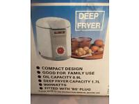 BRAND NEW electric deep fryer
