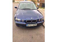 2003 BMW 3 Series 316i ti