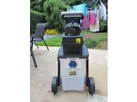 Mac Allister Electric Garden Shredder MQS2800