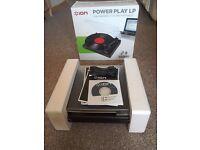 ION LP USB Powerplay Turntable
