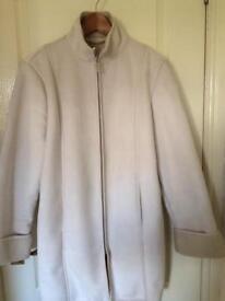 Ivory coloured jacket from Next
