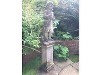 Garden Statues.