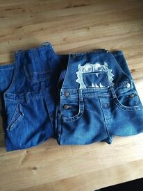 3-4year old dungarees