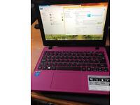 Acer laptop Touchscreen