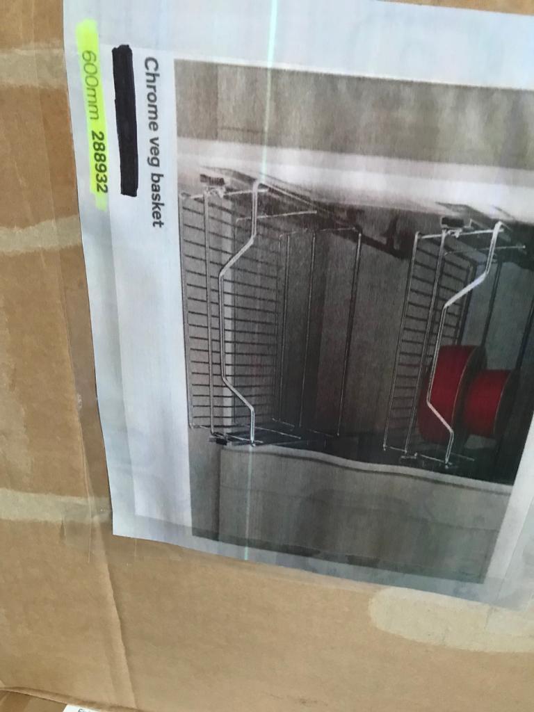 600mm storage frames drawer