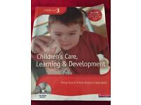 Children's care study book snvq 3