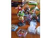 Xbox 360 disney infinity and disney infinity 2.0 and characters