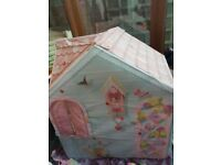 rose petal cottage play house