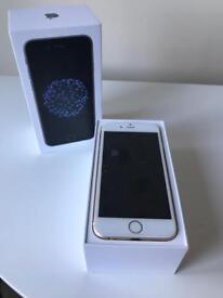 Apple iPhone 6 16GB Rose Gold Unlocked