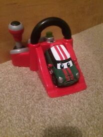 Go Mini Powerup Racer