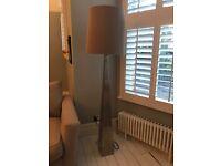 John Lewis floor lamp