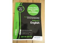 National 5 English Past Papers - Hodder Gibson 2015 Version