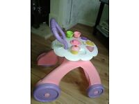 Nice baby walker with Educational Musics and Sounds (Delivery Available)