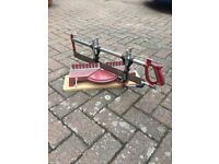 Mitre Saw on stand