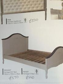 Heritage bed £499 sale