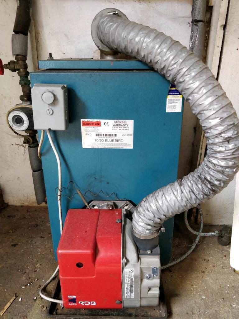 Oil Boiler - Burner | in Four Winds, Belfast | Gumtree