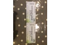 2 tickets for Roger Waters Friday 29th June 2018 - 2 Platinum tickets for sale