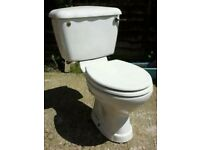 Working toilet and pedestal sink FREE