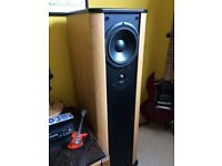 ELTAX LR6.5 LINEAR PHASE FLOORSTANDING SPEAKER 100WPC IN MINT CONDITION