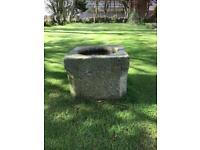 Granite Calf Trough