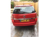 Vauxhall Astra life 1600 estate
