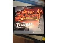 Insanity fitness dvds