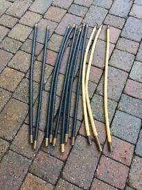 Drain rod set ( 11 pieces)