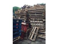Pallets- free or small donation