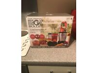 Magic Bullet Food Blender 17 piece set