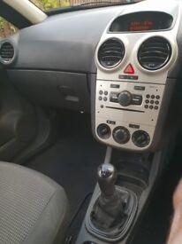 Vauxhall corsa 1.2 mk58 alloys 3 drs