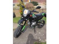 Sp moto 125cc