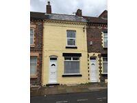 10 Westcott Road, Anfield, L4 2RF 2 bedroom house £100 per week