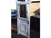 DOOR - TILT AND TURN STABLE DOOR - SECONDHAND GOOD CONDITION