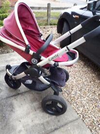 ICandy Peach Jogger pushchair
