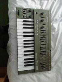 Roland SH 101 original analogue synth