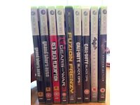 MOVING SALE - Xbox 360 Game Deal!!