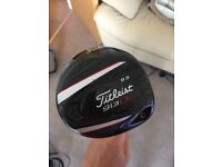 Titleist 913 d2 driver stiff shaft 9.5