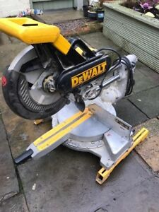 "12"" double bevel sliding miter saw"