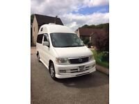 Mazda Bongo 2000, White, full Aero body kit, rare High Top 2 Litre Petrol with LPG conversion.