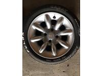 "Classic mini 13"" sportspack alloy wheels"