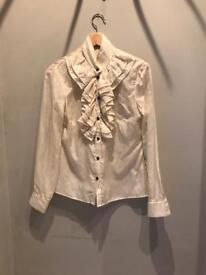 Reiss shirt size 10