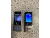 Nokia 6300 unlocked mobile phone £20 each