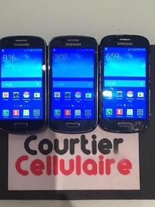 ***VOIR DESCRIPTION*** Samsung Galaxy S3 mini déverrouillé
